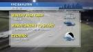 Calgary weather Daylites April 22, 2021