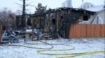 Spruce Cliff Calgary house fire