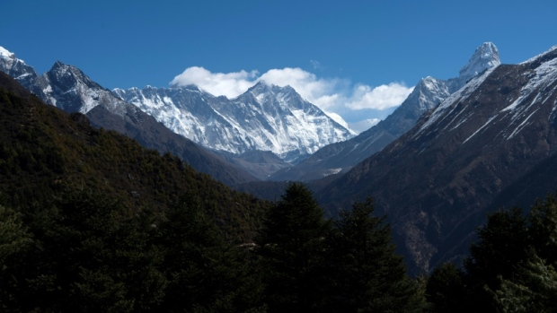 Mount Everest has been plagued by overcrowding in recent climbing seasons. (AFP)