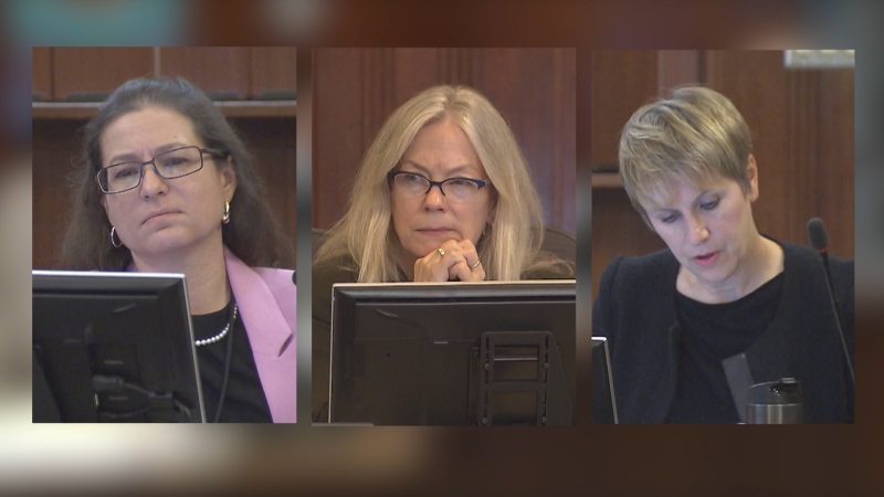 Councillors Lisa Dominato, Colleen Hardwick and Sarah Kirby-Yung all announced they're leaving the NPA to sit as independents on Vancouver city council.