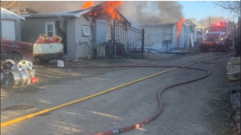 Source: GoFundMe/Westman Reptile Gardens fire