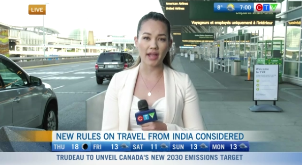 New rules on travel from India considered