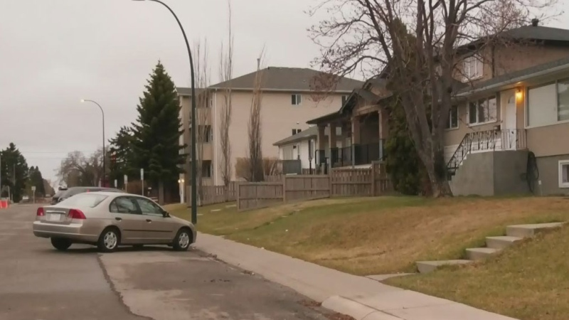 Calgary police investigate possible shooting