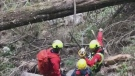 Climbers rescued in tricky mission near Kamloops