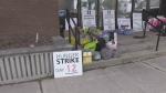 Collingwood hunger strike