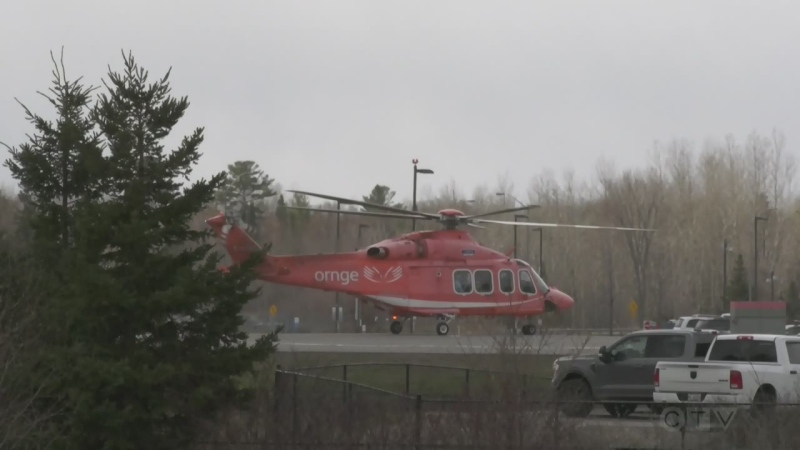North Bay hospital accepts first COVID-19 patient