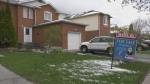 Sold sign in Barrie