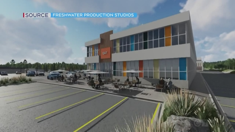 Massive TV and film studio to be built in Sudbury