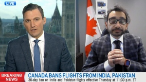 Power Play: Alghabra on new restrictions