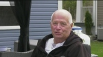 Terminally ill man's wish to go outside is granted