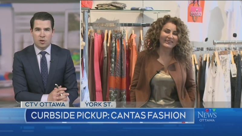Curbside Pickup: Cantas Fashion