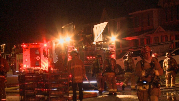 Four people treated by paramedics following Orleans house fire - CTV Edmonton