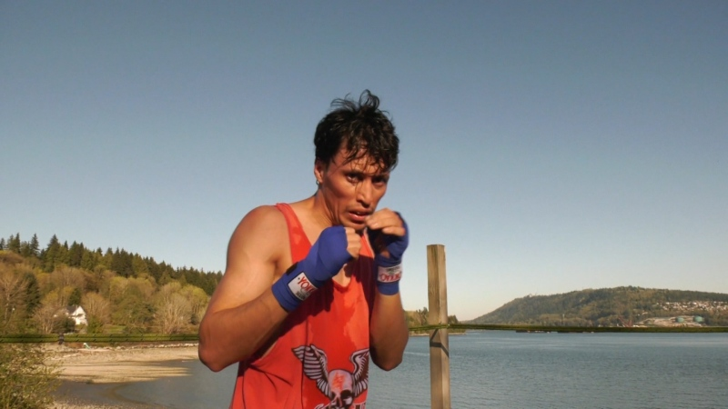 B.C. boxer shares his love of the sport