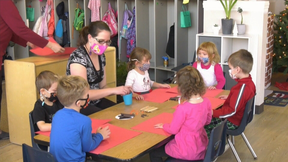 Sask. considers child care plan