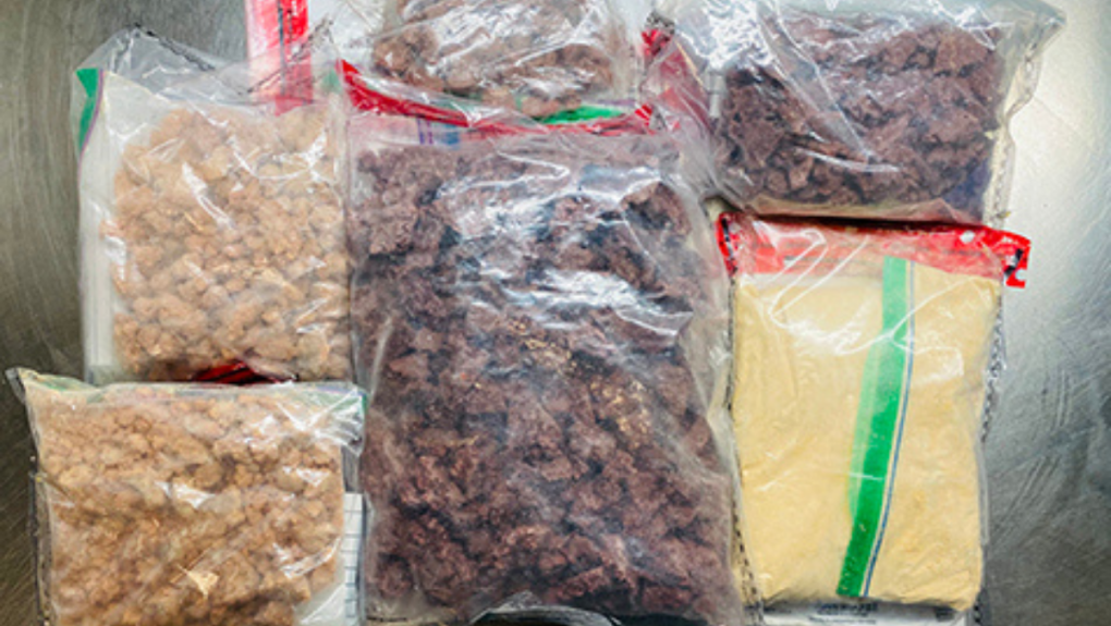 Montreal police seize massive amount of Fentanyl