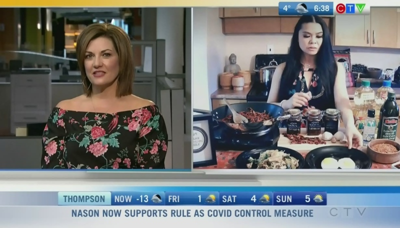 The St. Adolphe Mother's Day Online Market starts this weekend. Rachel Lagacé has more on a local business getting ready.