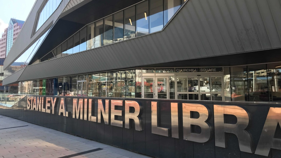 Stanley A Milner Library