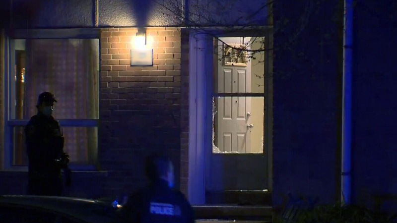 Police investigate shooting in Kitchener