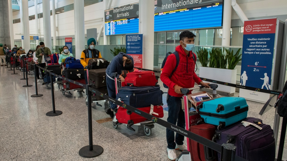 India airport covid