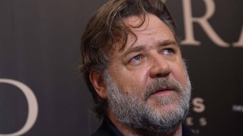 """Russell Crowe, pictured here at the New York screening of """"Boy Erased"""" on October 22, 2018, broke the news of his role in 'Thor: Love and Thunder' on an Australian radio show. (CNN)"""