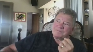 The return of William Shatner