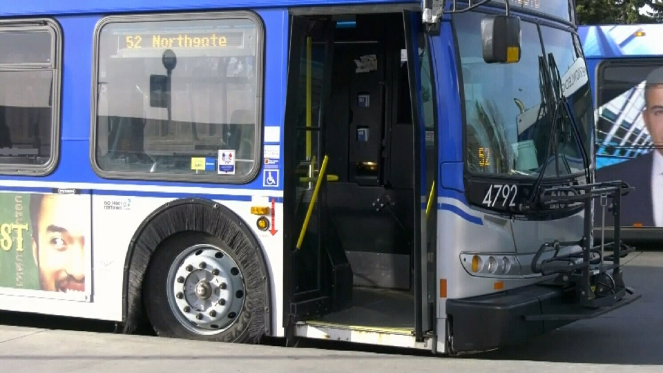 Commuters try to navigate new transit system