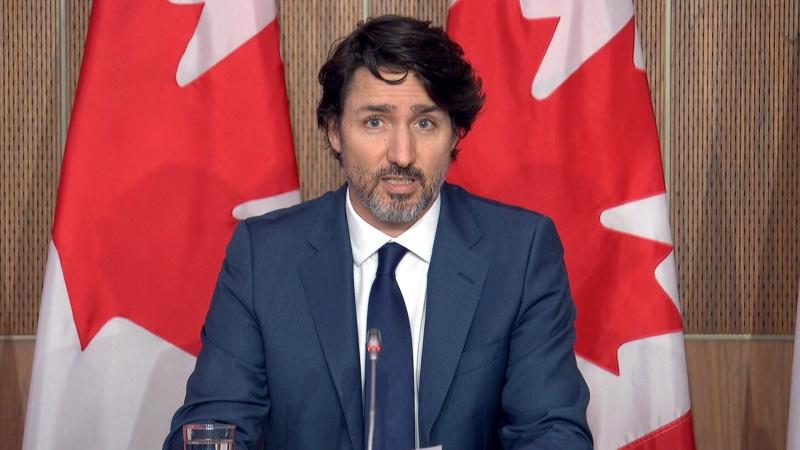 PM Trudeau on COVID-19 support for Alberta