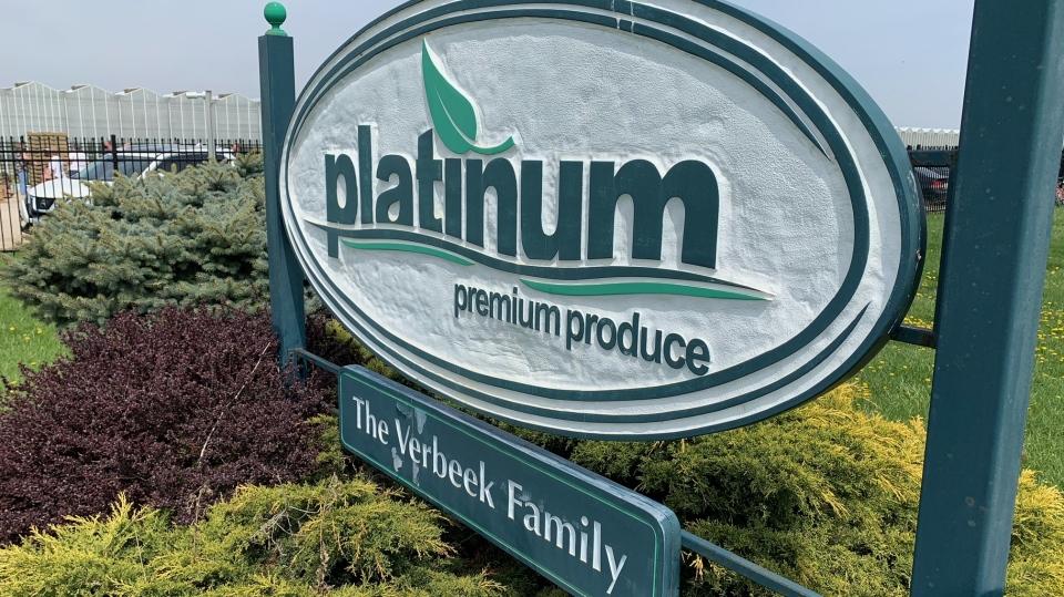 Platinum Produce