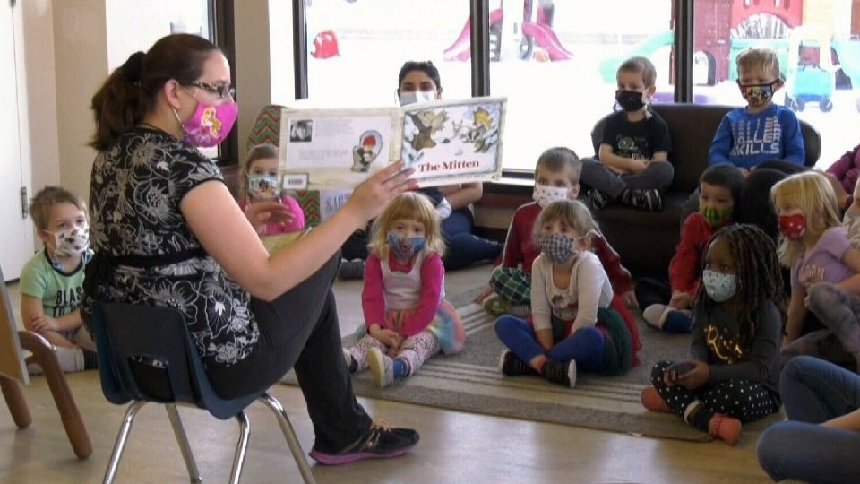 Licenced daycare workers eligible for vaccine