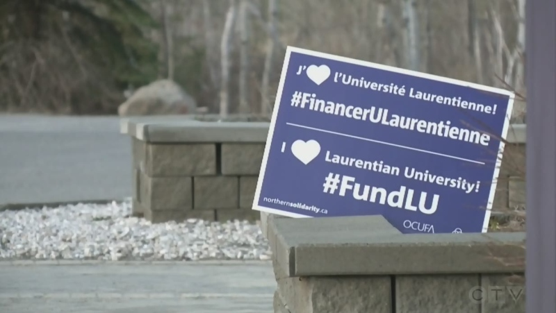 Cuts have saved Laurentian more than $30M