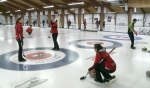Curling Canada has announced Sault Ste. Marie will host the 2021 edition of the Canadian Senior Curling Championships. (Christian D'Avino/CTV News)