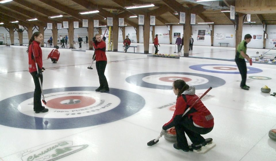 Sault curling