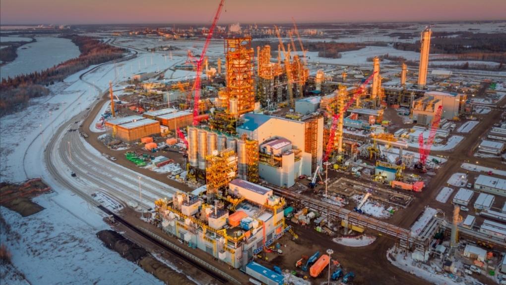 Inter Pipeline, Heartland Petrochemical Complex,