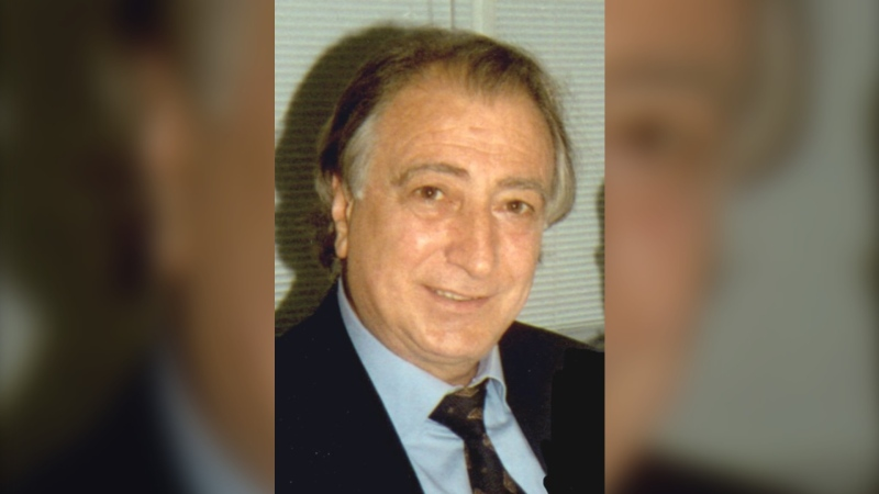 Rocco Mastrangelo, the founder of Café Diplomatico, has died at 88. (Supplied)