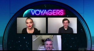 'Voyagers' search for meaning, fall into madness