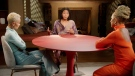 """Willow Smith talks about being polyamorous on """"Red Table Talk."""" (Red Table Talk/Facebook via CNN)"""