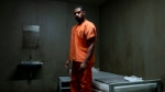 """This image released by Amazon shows Michael B. Jordan in a scene from """"Tom Clancy's Without Remorse."""" (Nadja Klier/Amazon via AP)"""