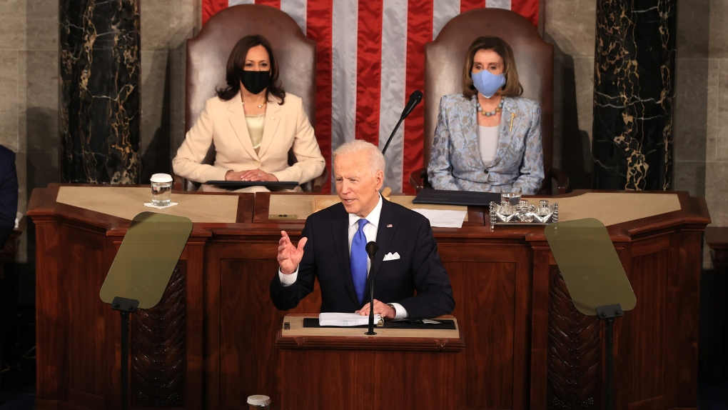 Biden stresses diplomacy, says not seeking conflict with China, Russia