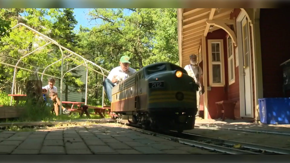 Assiniboine Valley Railroad