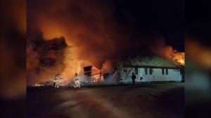 Source: Facebook/Portage la Prairie Professional Firefighters Local 1079