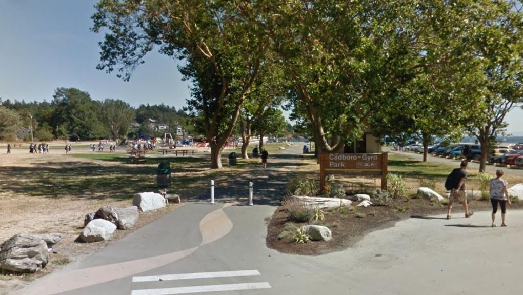 Cadboro-Gyro Park