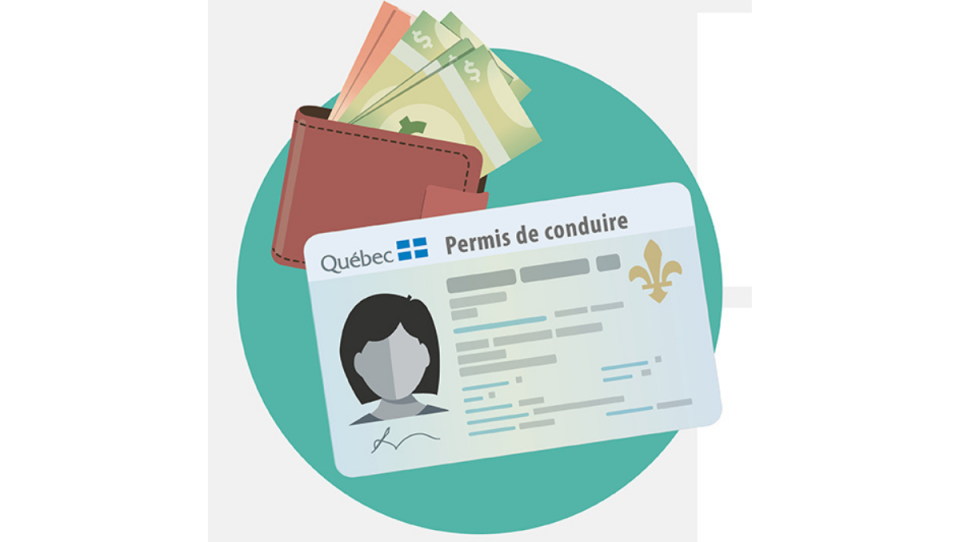 Quebec's SAAQ announced that it would reduce driver's licence renewal fees after it reported a massive surplus of funds. SOURCE: SAAQ