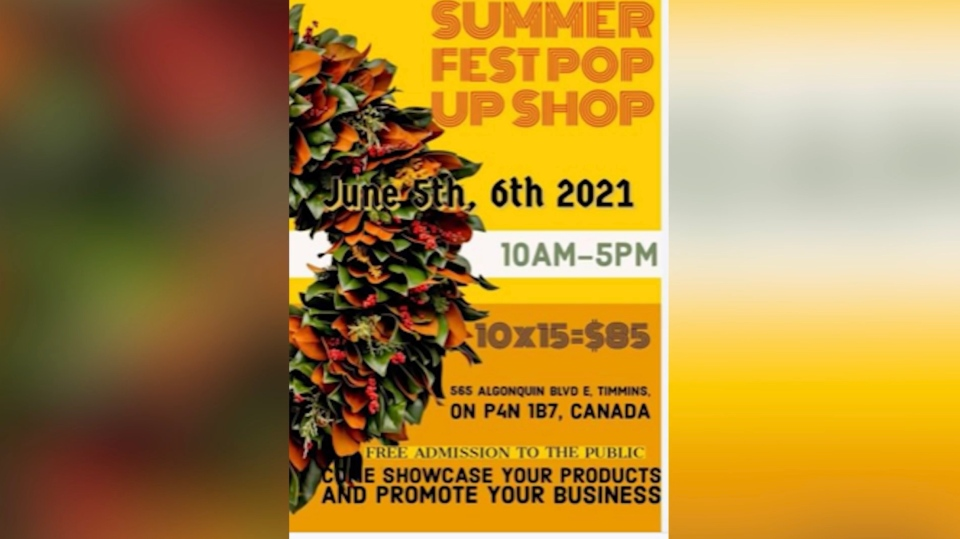 Craft fair scam being advertised in Timmins