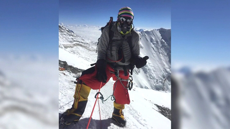 COVID-19 reaches Mount Everest as climber tests po