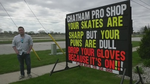 Chatham-Kent war of the words