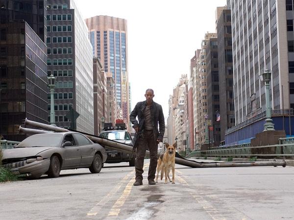 i am legend robert neville the Robert neville (will smith) is a brilliant scientist, but even he could not contain the terrible virus that was unstoppable, incurable, and man-made.