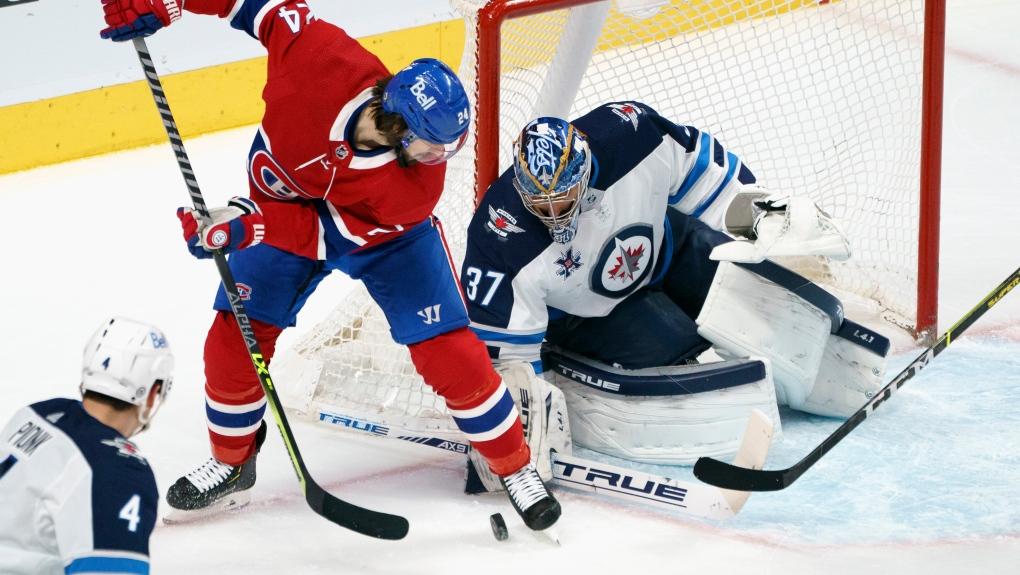 Montreal Canadiens' Phillip Danault