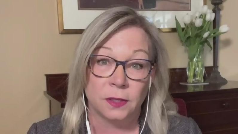 CEO of Ontario Long Term Care Association, Donna Duncan