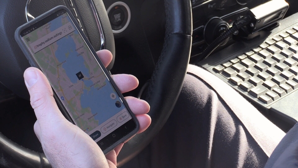 South Simcoe police use app for 9-1-1 calls