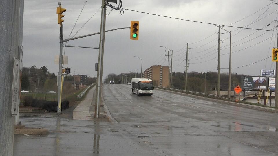 Anne Street Bridge Rehab forces closures